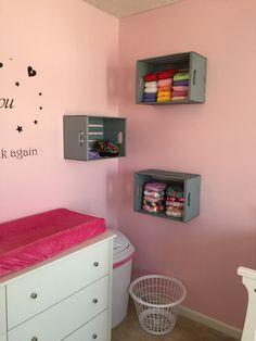 Cloth diaper storage                                                                                                                                                     More