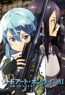 Sword Art Online II - Started it. I'm so hyped for this. But I am just a little creeped that Kirito has a girl avatar. :)