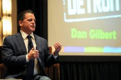 Dan Gilbert responds to Detroit vs. Cleveland debate, gets named 'Maestro of Midwest Revival' | MLive.com
