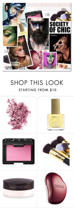 """""""SEEN IN ALBERTA TODAY - MUTANTS"""" by carla-turner-bastet ❤ liked on Polyvore featuring beauty, Tom Ford, ncLA, NARS Cosmetics, Peter Som, Laura Mercier, Tangle Teezer, Beauty, xmen and mutant"""