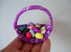 mini eggs & jelly beans