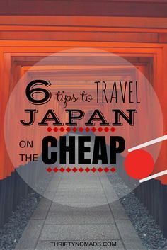 6 Tips to Travel Japan on the Cheap Want to have your travel paid for and know someone looking to hire top tech talent? Email me at carlos@recruitingforgood.com