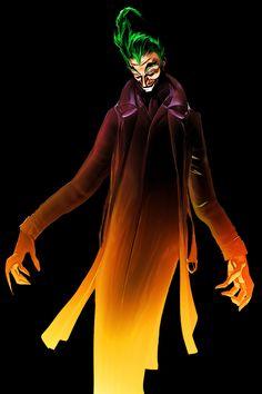 The Joker by Daniel Scott Gabriel Murray