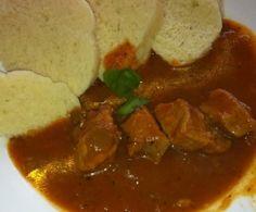 Vepřové kostky se zeleninou a kynutým knedlíkem Thai Red Curry, Good Food, Cook Books, Cooking, Ethnic Recipes, Kitchen, Cookery Books, Clean Eating Foods, Eat Right