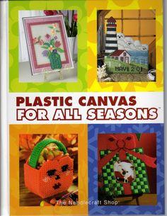 Gallery.ru / Фото #1 - Plastic Canvas for all Seasons - Orlanda
