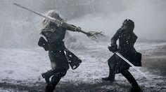 GoT - Jon Snow and White Walker