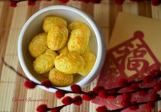 Delicious Crumbly Pineapple Tarts Recipe