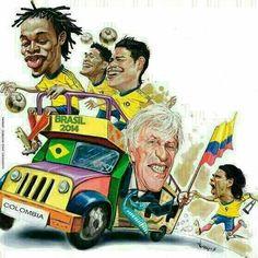 ¡¡¡¡SELECCION COLOMBIA!!¡