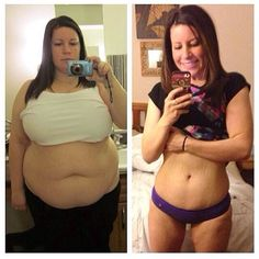 80 Weight Loss Transformations From Instagram That You Need To See! – TrimmedandToned