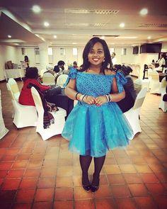 ❣ ❤ Shweshwe Dresses Ideas ❤ ❣ ⋆ fashiong4 Shweshwe Dresses, African Design, Matching Shirts, Traditional Dresses, Fabric Design, Little Girls, Design Inspiration, How To Wear, Ideas