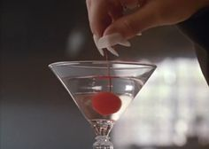 never thought of this... but i wonder what a cherry martini would be like.. with cherry vodka??