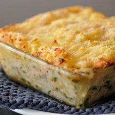Family Friendly Fish Pie Family Friendly Fish Pie recipe – All recipes Australia NZ World Recipes, Pie Recipes, Great Recipes, Cooking Recipes, Favorite Recipes, Cooking Rice, Fish Dishes, Seafood Dishes, Fish And Seafood