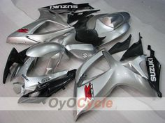 Injection Fairing kit for 06-07 GSX R600 - SKU: OYO87901588 - Price: US $569.99. Buy now at http://www.oyocycle.com/oyo87901588.html
