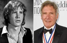 Harrison Ford - Everett Collection/REX; Rob Latour/Invision/AP