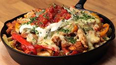 Loaded Fries 4 Ways - Twisted