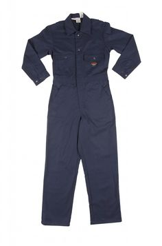 ec641c05e4b5 Find the best prices on Rasco Flame Resistant Coveralls 10 oz Cotton NAVY  and save money. Rasco FR Workwear