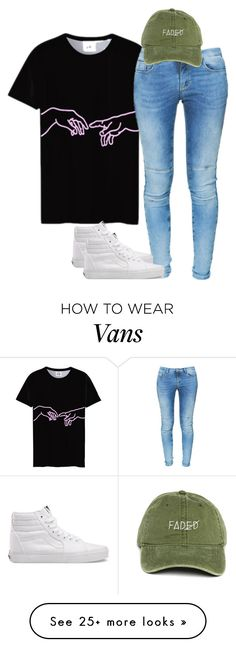 """""""Untitled #1955"""" by dreakagotswagg on Polyvore featuring Zara and Vans"""