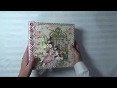 "Cheryl's Paper Creations: Fabrika Dekoru ""Letters About Love"" Mini Album"