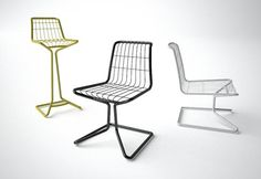 l'abbate: A-chair chair