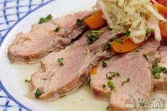 Receita de Rosbife de lagarto em receitas de carnes, veja essa e outras receitas aqui!