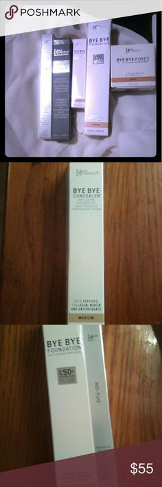 It bye bye cosmetics sold on mecari Brand new with tags Makeup