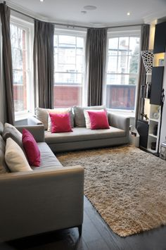 Fabulous Touch Interior Design By Anna Wilson, London, Living Room