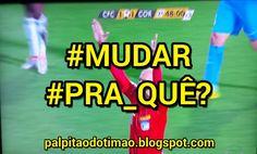 Brasileirão 2016 - 25ª rodada - Coritiba 1 x 1 CORINTHIANS - PALPITÃO DO TIMÃO