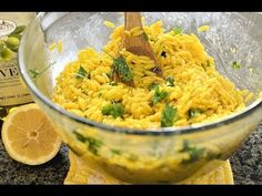 Hi friends! Here's a saffron orzo recipe that I eat with about everything!  Please like and subscribe! :D  ✿ Pin my recipes on Pinterest! http://pinterest.com/aprilathena7