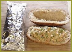 LOTS and LOTS of foil packet recipes for camping