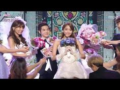 Yoon A, Sunny, Soo-young(feat. EXO K) - Marry you, 윤아, 써니, 수영(feat. EXO ...