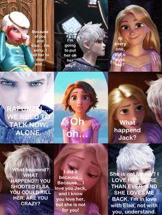 Part 11, nonono... Rapunzel you're in troubles now..