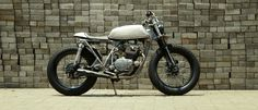 Garage Project Motorcycles - Kawasaki Z200 by Besi Moto Project of Indonesia