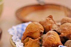 Brasilianische Zimtkrapfen #Süßspeise #Frittiert #brasilianisch