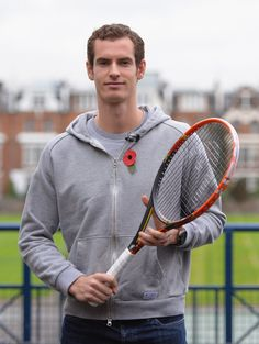 Pin for Later: Great Scot! Our Favourite Famous Scottish People Andy Murray