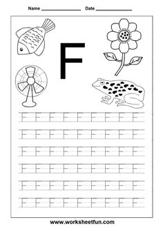 math worksheet : 1000 images about the letter f on pinterest  letter f  : Letter F Worksheets For Kindergarten