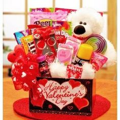 289 Best Valentines Day Basket Images Valentine Baskets