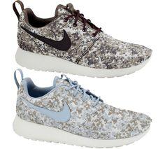 Nike Roshe Run - Camo Pack (Jesien 2012)