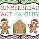 FREEBIE!  Gingerbread Fact Families Sorting Addition Subtraction Centers  What a  fun way to practice addition and subtraction fact families.    **...