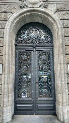 Wroclaw, Poland #Door #Doors