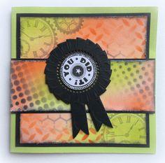 6002/0186 Noor! Design Ribbons & Bows Rozet door Jolanda Bergmans