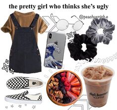Aesthetic Fashion, Aesthetic Girl, Aesthetic Clothes, Girl Life Hacks, Girls Life, Cute Comfy Outfits, Cool Outfits, Vsco, Aesthetic Memes