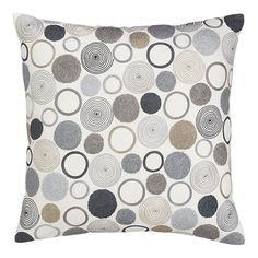 Aliso pillow from Crate must be everyone's favorite. Been out of stock for over a month!