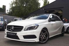 OCCASION MERCEDES CLASSE A III 200 CDI FASCINATION