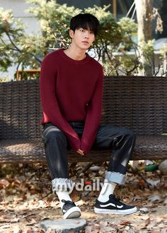 my daily Korean Celebrities, Korean Actors, Nam Joo Hyuk Wallpaper, Nam Joo Hyuk Cute, Comic Tutorial, Nam Joohyuk, Fashion Models, Mens Fashion, Weightlifting Fairy Kim Bok Joo