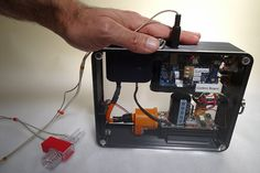 GENIO Italiano Giuseppe Cotellessa: Third Pole's On-Demand Portable iNO / Dispositivo ...