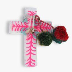 Small Lei Lei Cross Pink