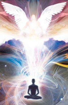 Ange de la méditation