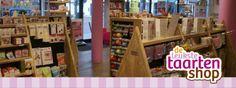 Adres: Amsterdamstraat 49, 2032PN, Haarlem. In onze gezellige en ruime winkel kun je terecht voor alle benodigdheden voor het bakken, vullen en decoreren van taarten, cupcakes, koekjes, chocolade, snoep en nog veel meer (het assortiment bestaat uit ruim 2100 producten en daar komen regelmatig nieuwe bij).  Naast vele artikelen waarmee je direct zelf aan de slag kunt om de mooiste creaties te maken, worden er ook cursussen en workshops gegeven.