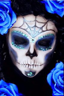 Insanely awesome Halloween makeup ideas!