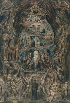 Epitome of James Hervey's 'Meditations Among the Tombs' William Blake circa Tate Britain - London (England) Painting - watercolor Height: cm in. William Blake Art, William Blake Paintings, La Madone, Dante Gabriel Rossetti, Meditation, Arte Tribal, Visionary Art, Christian Art, Religious Art